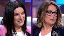 "Laura Pausini obliga a Toñi Moreno a salir del armario: ""A ti te gustan las mujeres"""