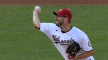 Nats ace Scherzer leaves start vs Mets after just 1 inning