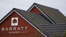 Barratt reaffirms full-year forecast on robust demand