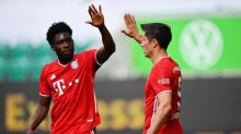 LIVE: Bayern drängt, aber Davies muss in höchster Not retten