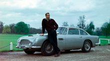 Eligen al Aston Martin DB5 de James Bond como el mejor coche del cine
