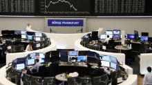 German stimulus hopes pull European shares from six-month lows