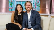 Joanna Gaines Cradles 3-Week-Old Baby Crew in Her Arms in Loving Mother-Son Portrait