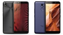 Itel S42, A44 with 18:9 full screen display, fingerprint sensor launched for Rs 8,499, Rs 5799 respectively