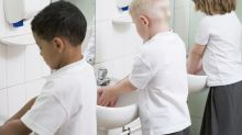 Primary school hires a nappy changer as so many children aren't toilet trained