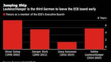ECB's Lautenschlaeger Resigns From Executive Board in Shock Move