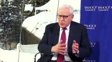 Co-founder of The Carlyle Group: The party could continue