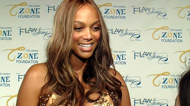 Tyra Banks' Self Esteem Message For Girls
