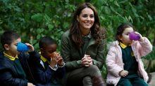Kate Middleton just broke royal protocol like Meghan Markle