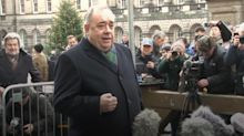 Alex Salmond pleads not guilty to attempted rape during independence campaign