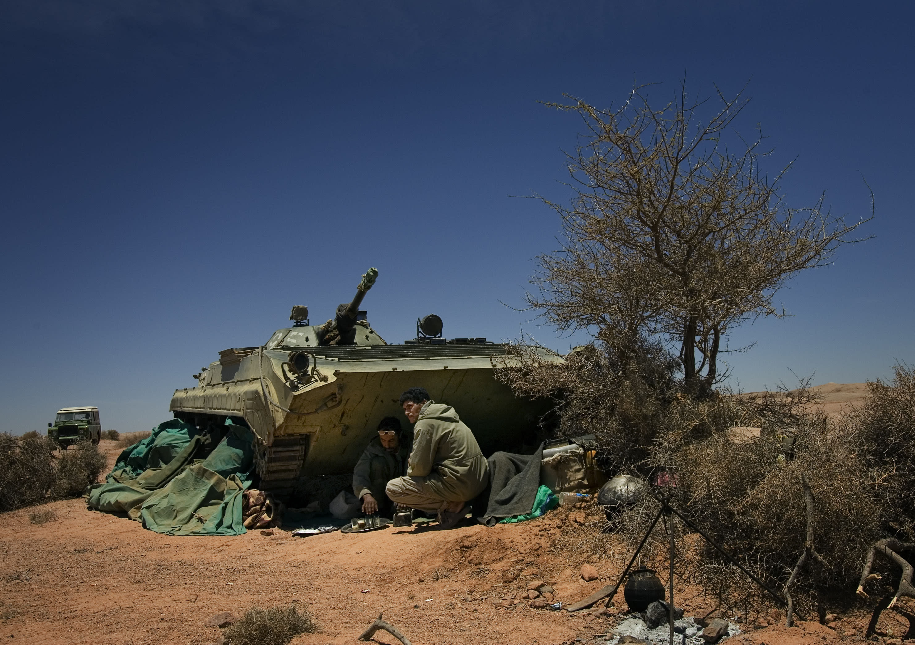 Morocco launches military operation in Western Sahara