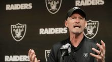 'Pound the table for Derek Carr': Raiders quarterback gets big backing from GM Mike Mayock