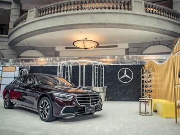 【新車發表】大老闆看過來 Mercedes-Benz全新S-Class 446萬起開賣