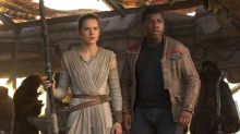 'Star Wars' novel writer says he was told to cut Rey and Finn romance from 'Force Awakens' book
