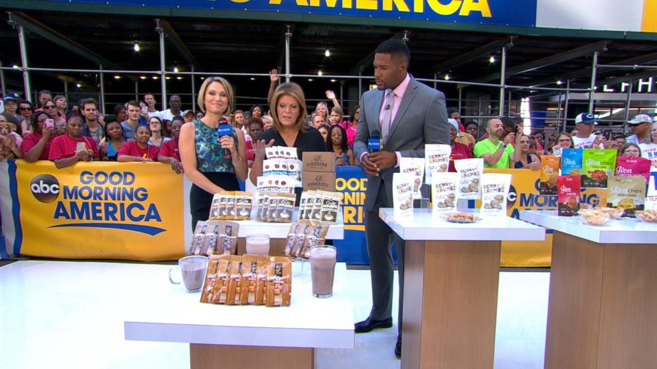 Good Morning America Deals And Steals September 2014 : Gma deals and steals on summer snacks