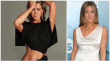 Jennifer Aniston, 51, shows off rock-hard abs in new shoot