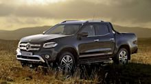 Mercedes reveals X-Class Storm Edition in time for Black Friday