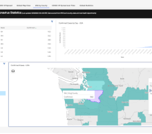 IBM and The Weather Channel launch detailed local COVID-19 maps and data tracking