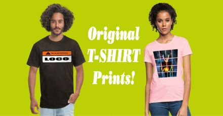 Original T-shirt Creations