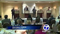 Candidates for Albuquerque Mayor hold forum