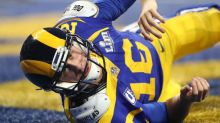 Rams don't regret Jared Goff contract, Kevin Demoff says