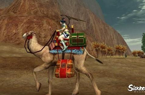 Silkroad Online's eighth expansion launches today