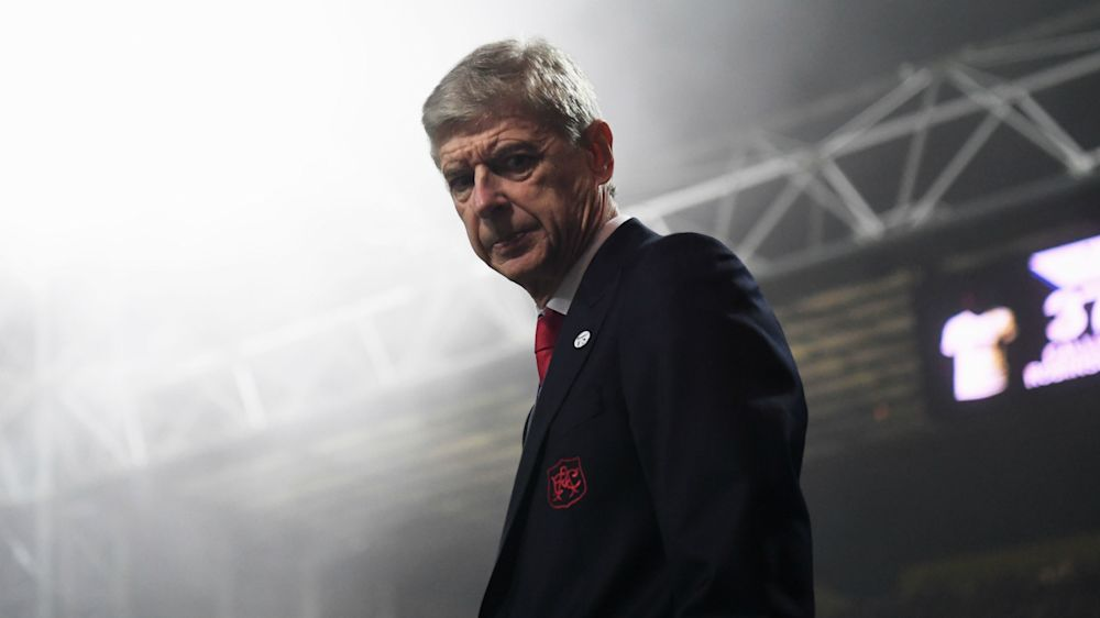 Wenger wants to be carried out of Arsenal in a box - Pulis