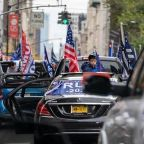 Jews for Trump car parade stirs protests, fights in NYC