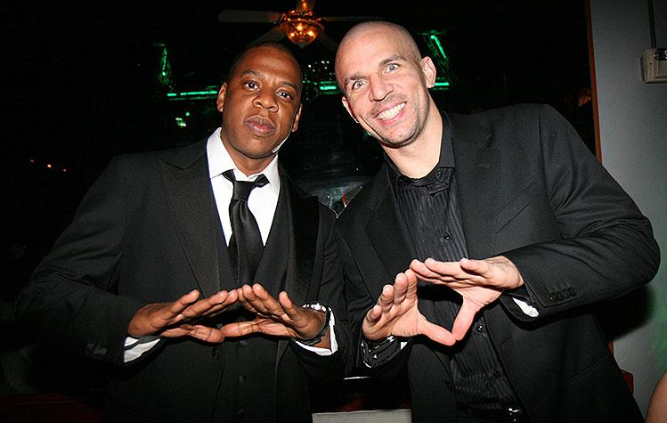 huge selection of 41de1 918b5 Jay Z's apparently selling (at least some of) his ownership ...