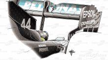 Análise técnica: as atualizações que deram vantagem à Mercedes na Bélgica