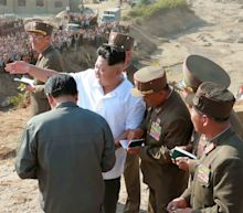 'Miraculous Victory' For Kim's Regime In Flood Recovery