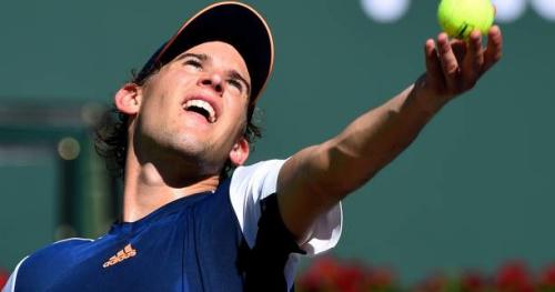 Tennis - ATP - Barcelone - Barcelone : Dominic Thiem élimine Kyle Edmund