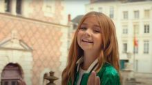 """L'Eurovision junior dévoile le clip de """"J'imagine"""", le titre de Valentina pour représenter la France"""