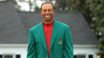 Tiger Woods' Masters win hailed as 'greatest comeback' by Michael Jordan