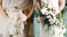 婚禮花球用什麼花?你想知道的結婚花球的秘密都在這裡!
