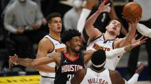 Nuggets at Rockets: Friday's lineups, injury reports and broadcast info