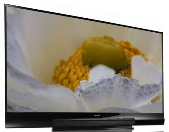 Mitsubishi's 'big year' at CES includes 92-inch DLP, 155-inch OLED displays