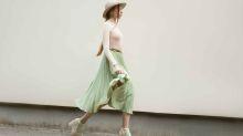 Verde-pistache: a cor da temporada no Instagram