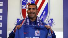 Chinese fans tell 'Homesick Boy' Tevez to stay away