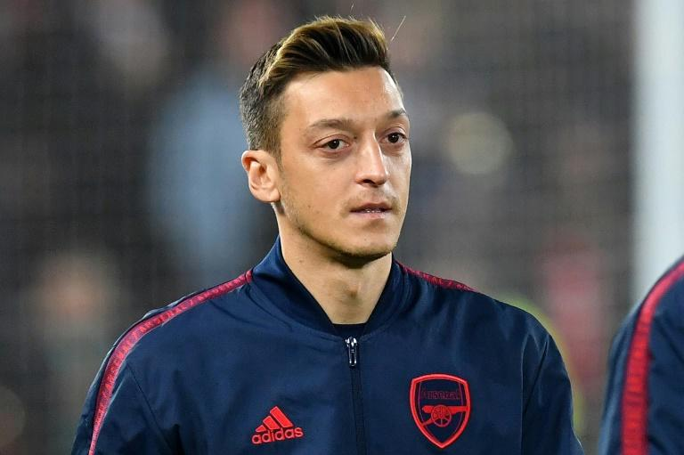 China says Arsenal footballer Ozil 'deceived by fake news' on Uighurs