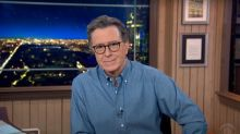 Stephen Colbert on Wisconsin recount: Trump is 'undefeated at losing'