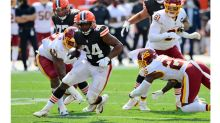 Winning streak! Cleveland Browns take down Washington Football Team 34-20