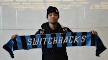 Former Kaizer Chiefs winger Lebese inspires Switchbacks to comeback in USA
