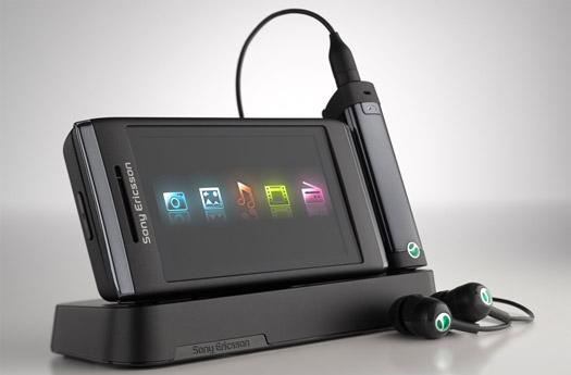 Sony Ericsson Aino now Remote Playing with European PS3s