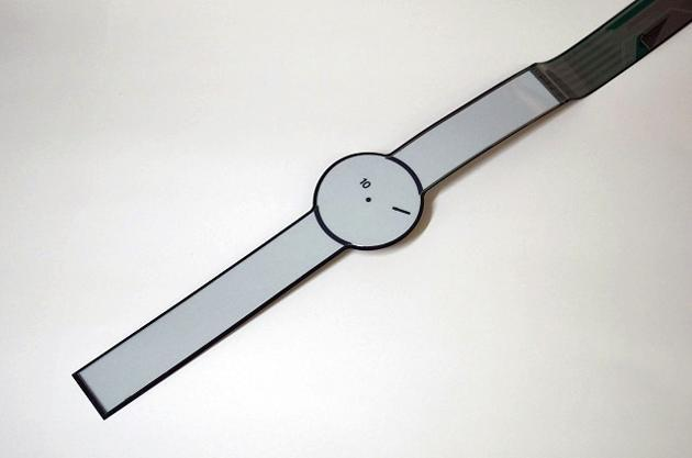 One of Sony's first 'new' ideas is a smartwatch that's all e-ink