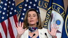 Fact check: False claim that Pelosi drunk in 2016 photo with Obama