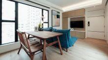 【設計變法】280呎變出舒適空間 一物多用最重要