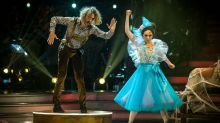 'Strictly': Are Seann Walsh and Katya Jones set for dance off again after nightmare Halloween week?