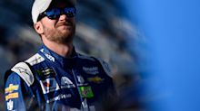If Dale Earnhardt Jr. wins a Cup Series title, he's retiring at the banquet