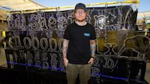 Ed Sheeran voted as having the most relatable celebrity body